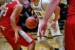 Albany at Haskell hoops 1-18-19