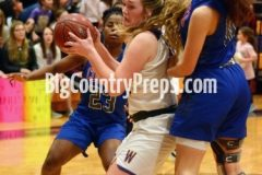Cooper-Wylie basketball doubleheader