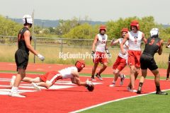Jim Ned 7-on-7 state qualifying tournament