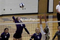 Lubbock-Cooper at Wylie volleyball 10-20-2020