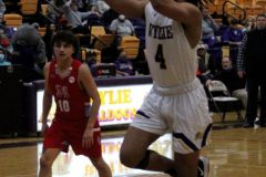 Lubbock Monterey at Wylie boys basketball 2-9-21