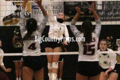 Midland Lee at AHS volleyball 10-6-20