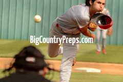 New Deal-Albany baseball playoff (Game 1)