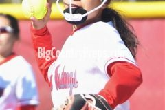 Snyder at Sweetwater softball